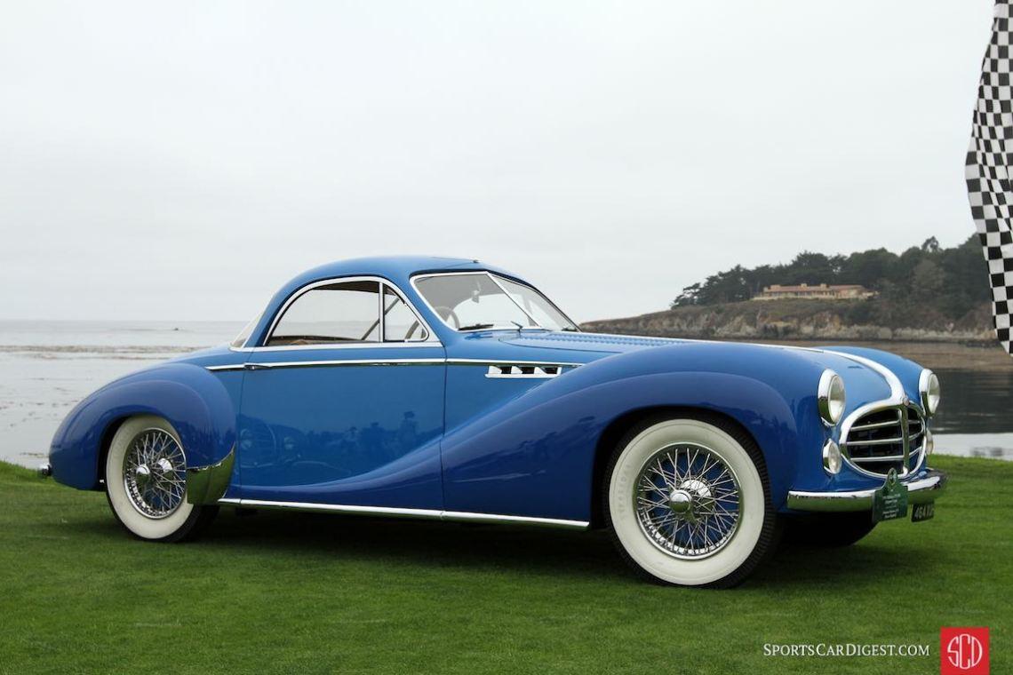 1948 Delahaye 135 M Chapron Coupe