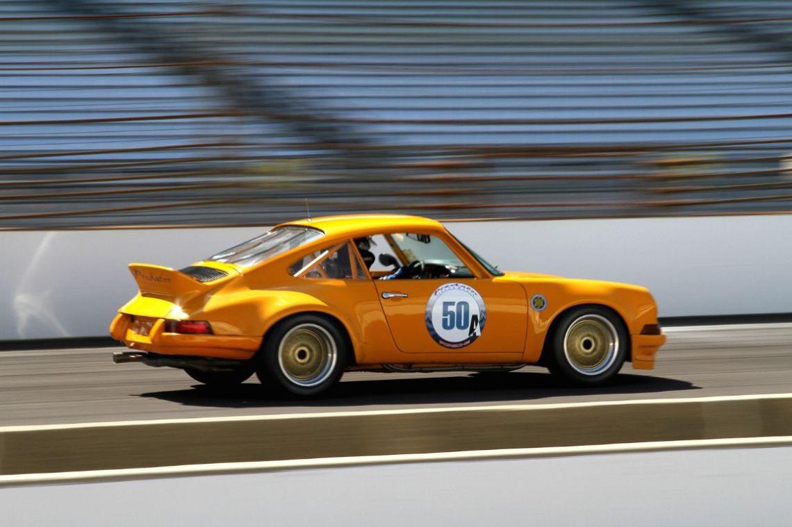 Michael Defenbau, 73 Porsche 911 RSR