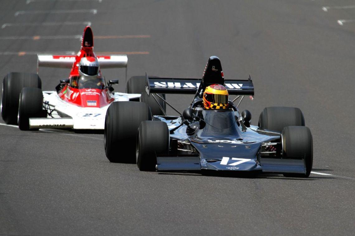 Keith Frieser, 73 Shadow DN1 - F1
