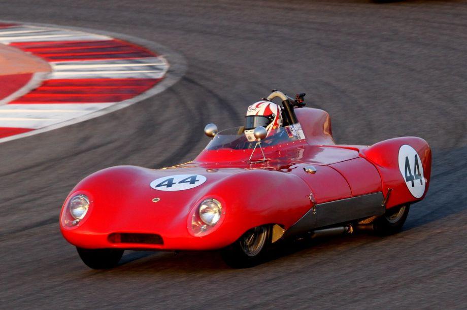 Glen Stephens, Lotus Eleven Le Mans