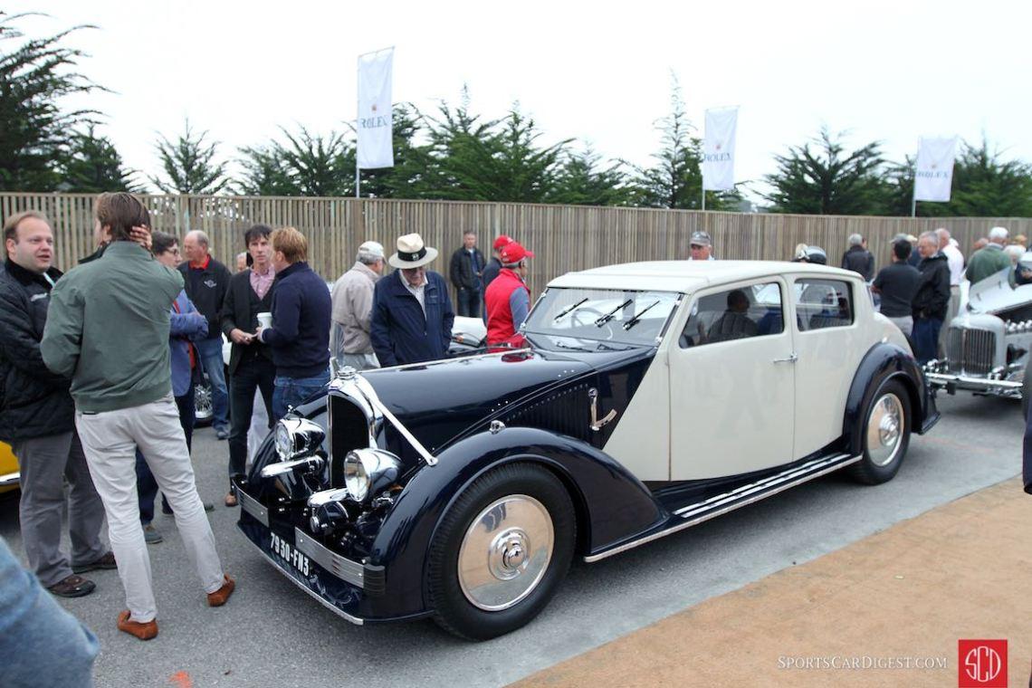 1935 Voisin C25 Cimier
