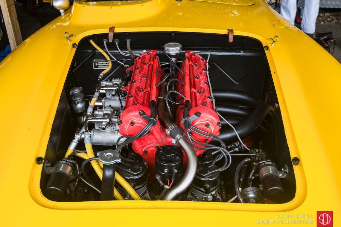 1956 Ferrari 500 TRC