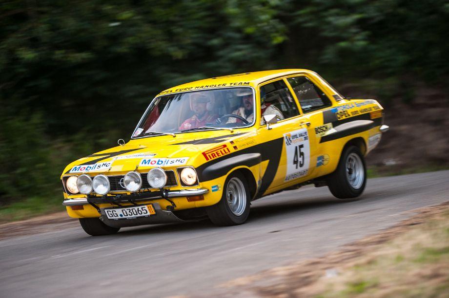 1974 Opel Ascona A