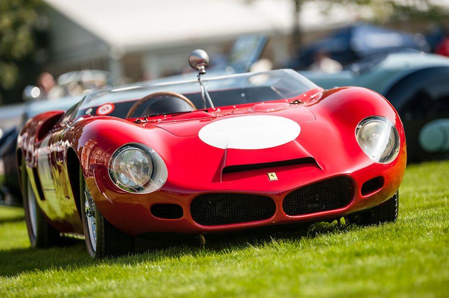 1962 Ferrari 268 SP- autohage.com