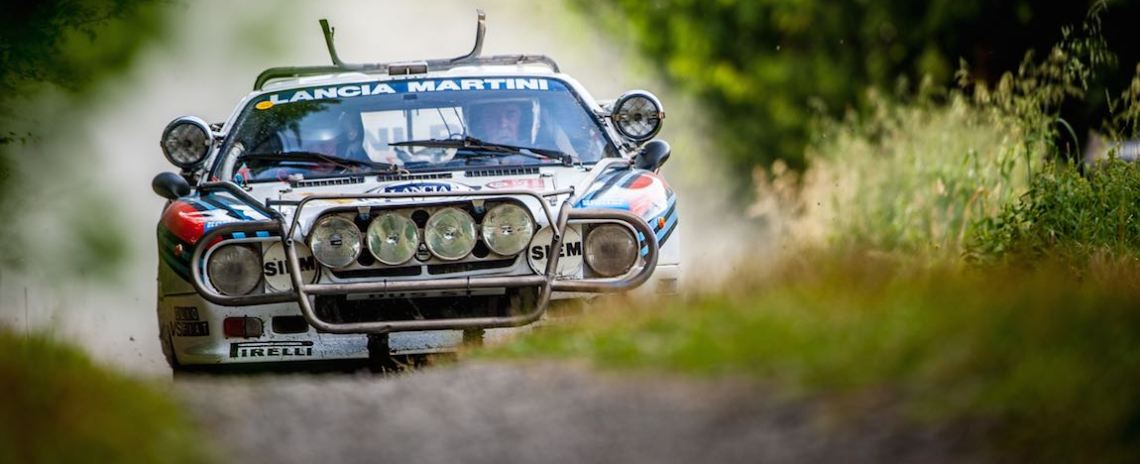 1983 Lancia Rally 037