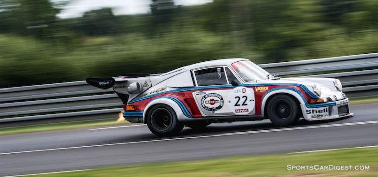 1973 Porsche 911 RSR Turbo