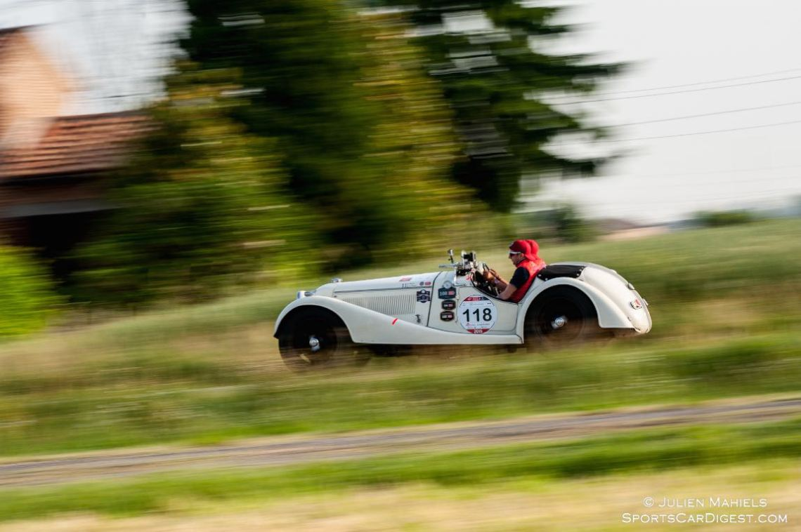 1936 Riley Sprite TT