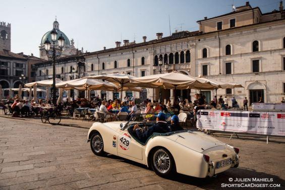 1956 Triumph TR3 Sports