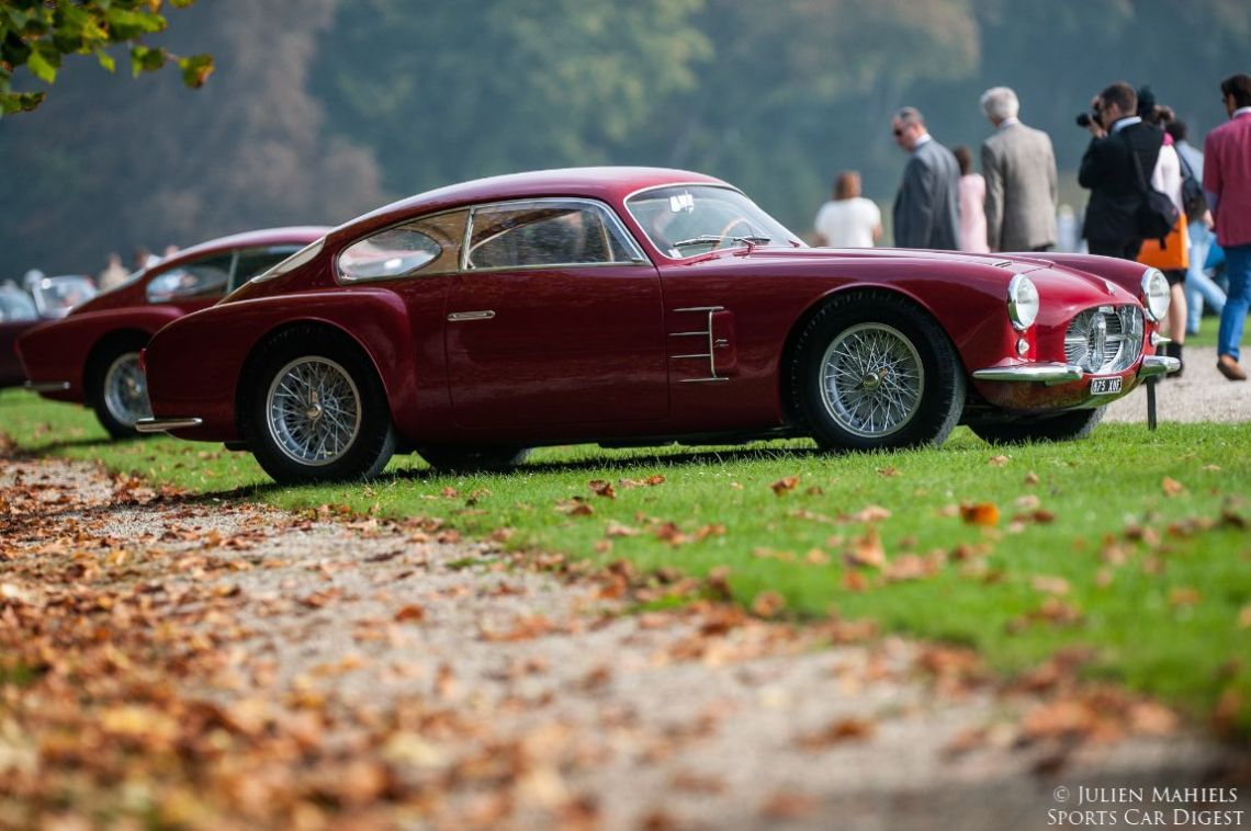 1956 Maserati A6G 2000 Zagato