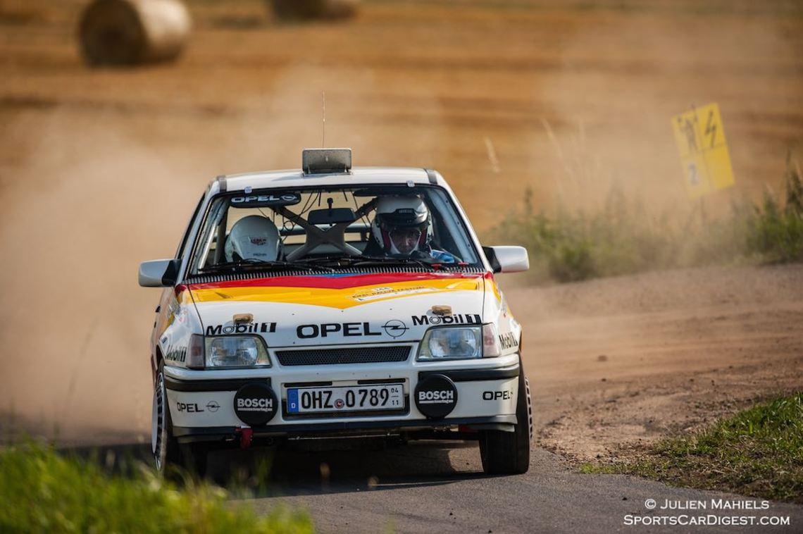 1988 Opel Kadett Gsi