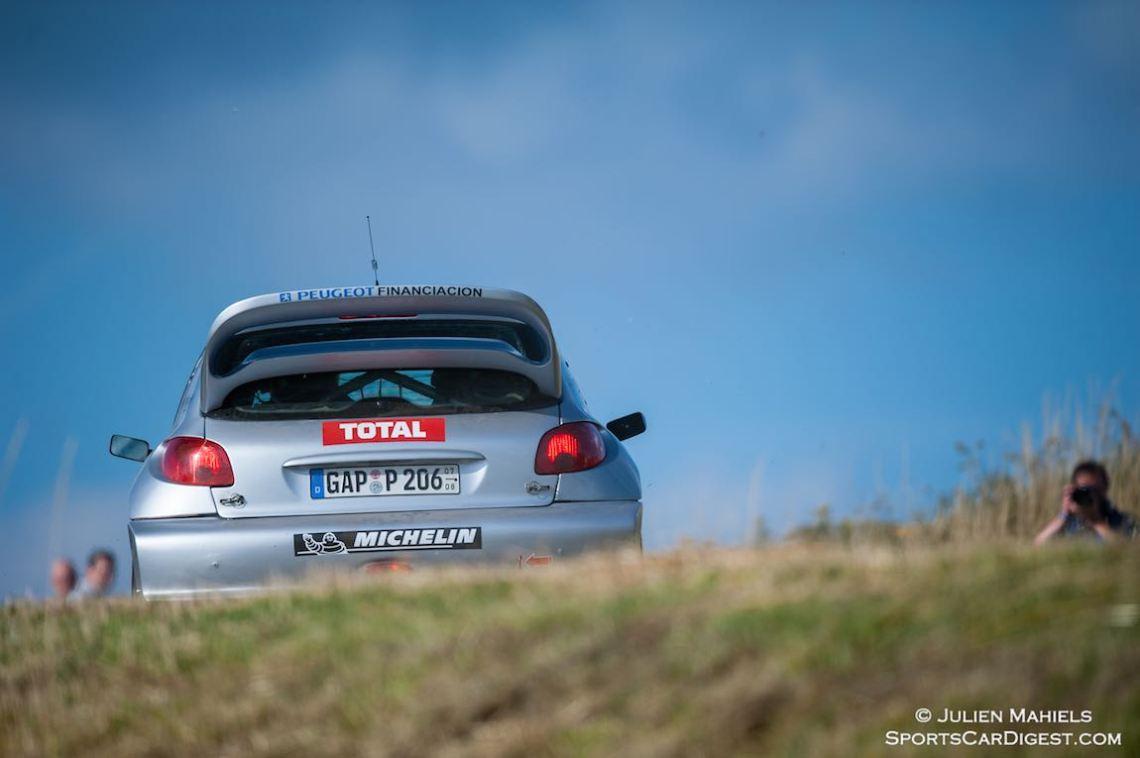 2003 Peugeot 206 WRC