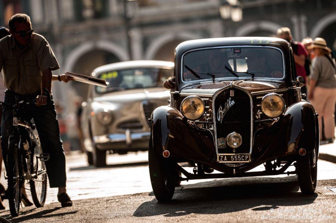 1933 Fiat 508 S Mille Miglia Balilla Sport