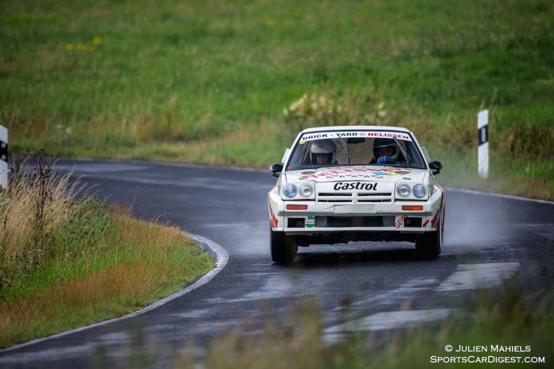 1986 Opel Manta 400