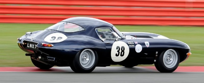 Jaguar E-Type Low Drag Coupe