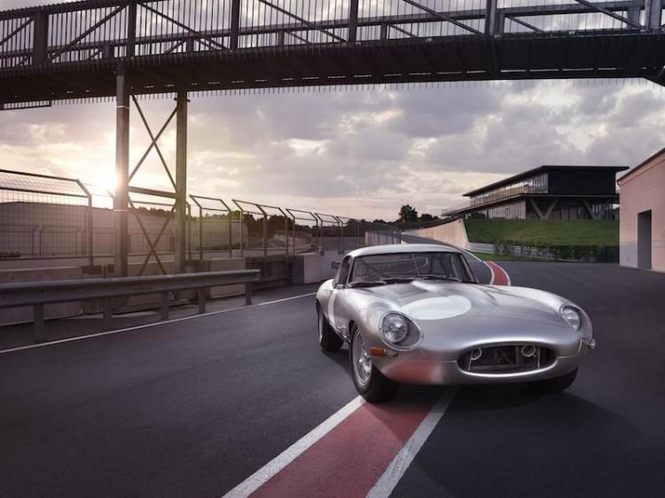 Jaguar E-Type Lightweight Continuation