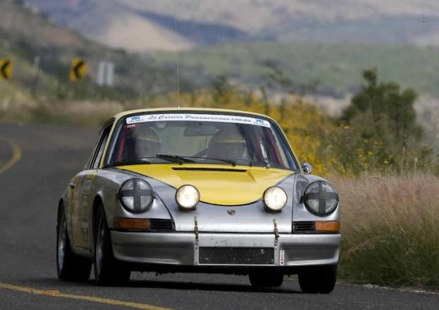 Porsche 911 of Xavier von Bertram
