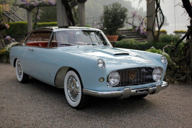 1955 Lancia Aurelia B56 4-door Berlina