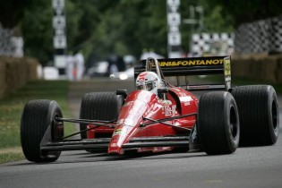 Ex-Gary Brabham/Bruno Giacomelli Life 910
