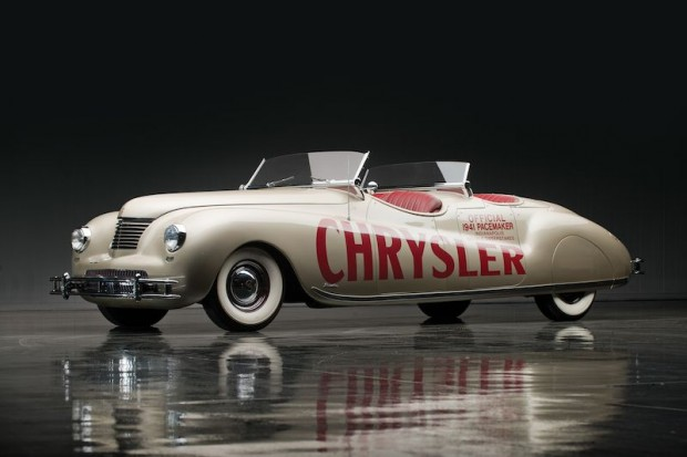 1941 Chrysler Newport Indianapolis 500 Pace Car