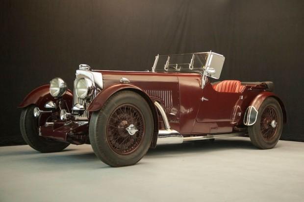 1934 Aston Martin 1.5-Liter 2/4 Seater