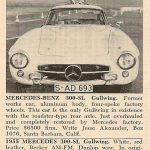 Mercedes-Benz 300 SL Gullwing – Classic Cars for Sale
