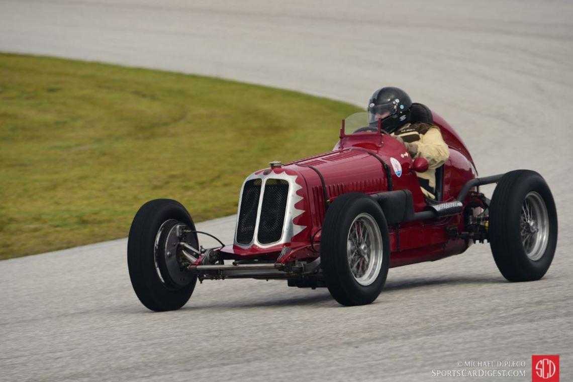 Maserati 4CM: s/n 1120.