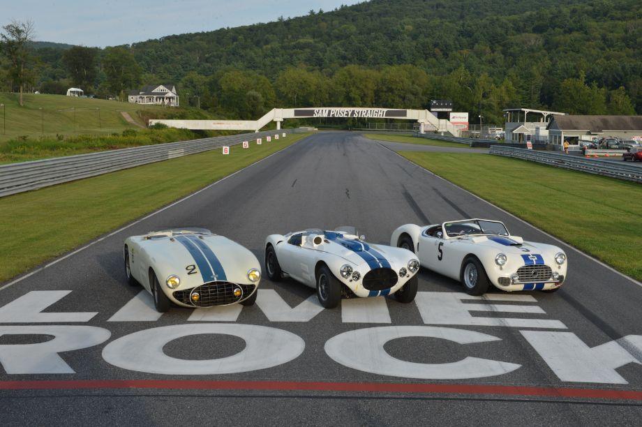 1952/53 Cunningham C5-R,  S/N 5319R, 1952/53 Cunningham C4-RC, S/N R5220.