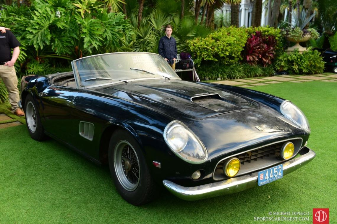 1961 Ferrari 250 GT SWB California- s/n: 2935 GT.