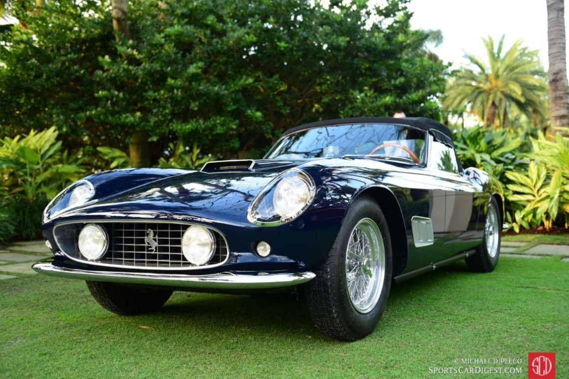 1958 Ferrari 250 GT LWB California- s/n: 1055 GT.