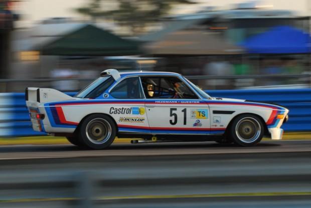 1972 BMW 3.0 CSL Sebring