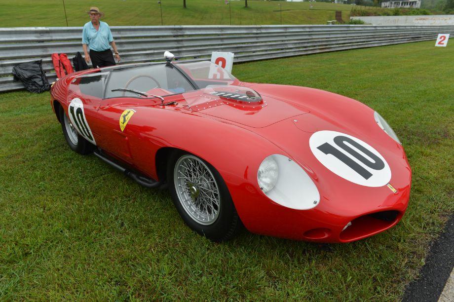 1961 Ferrari 250 TRI/61.