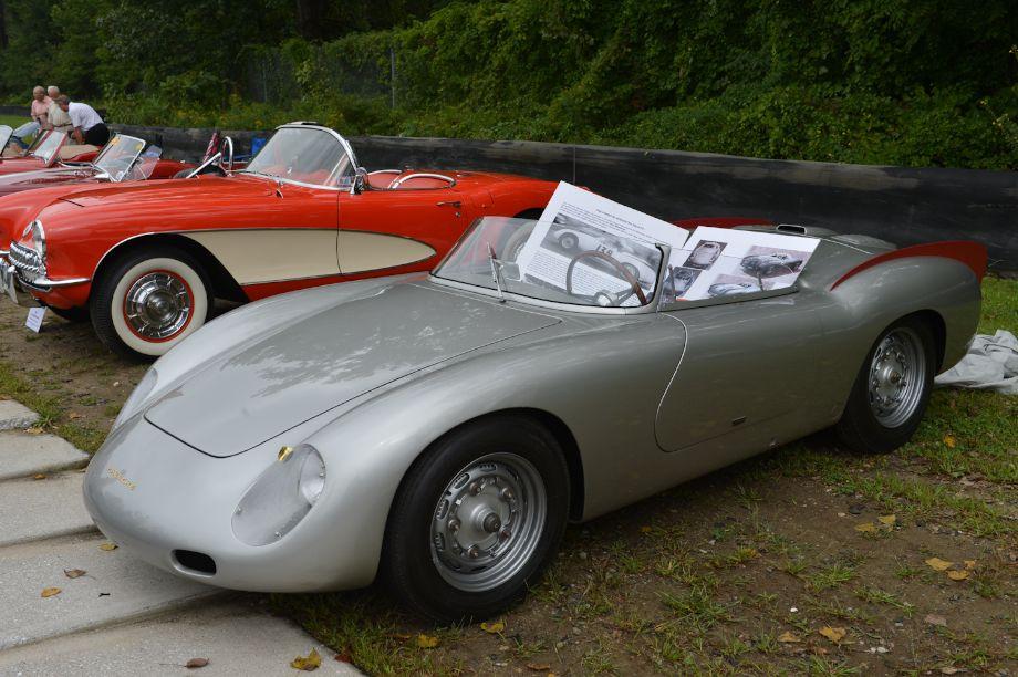 Porsche Speedster Zagato