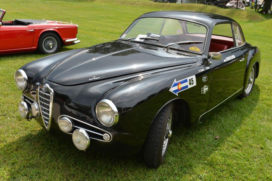 1954 Alfa Romeo 1900 CSS