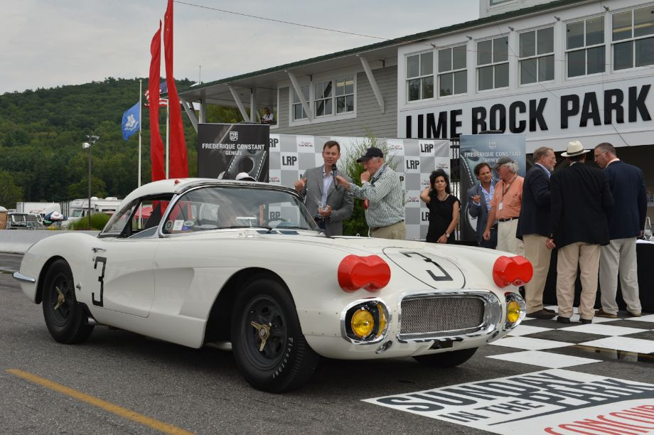 1960 Chevrolet Corvette (Fitch/Le Mans), Lance Miller, Carlisle, Pa.
