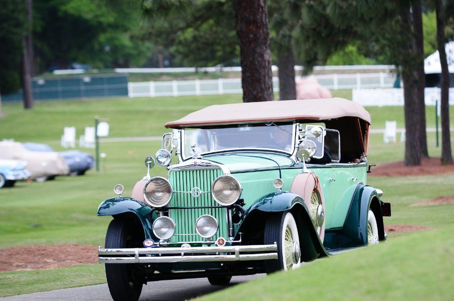 1930 LaSalle 7-Passenger Touring