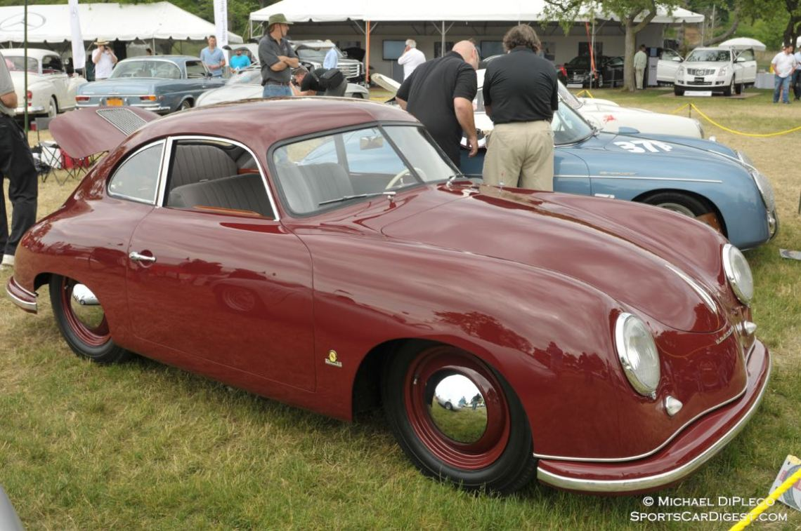 1951 Porsche 356 Pre-A Coupe