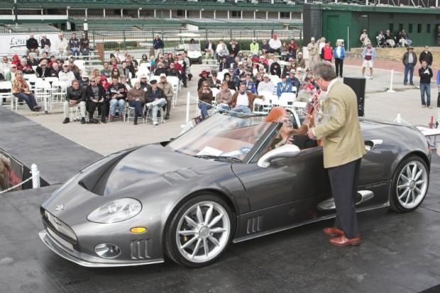 2006 Spyker Spyder