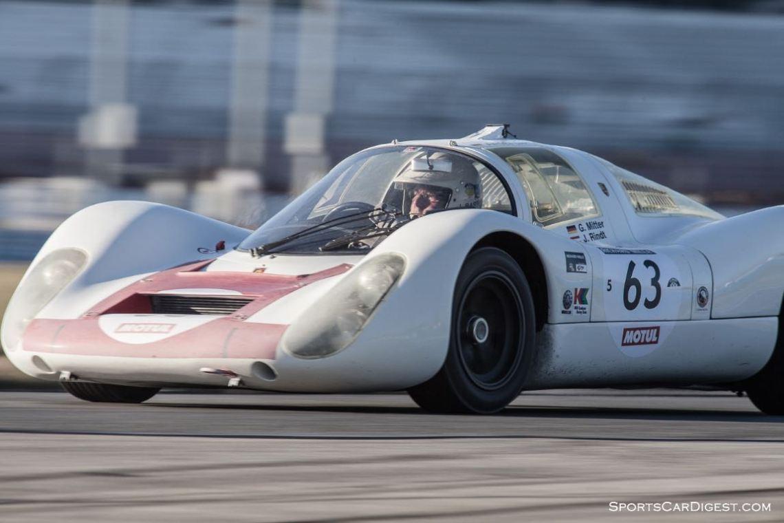 1967 Porsche 907 LH