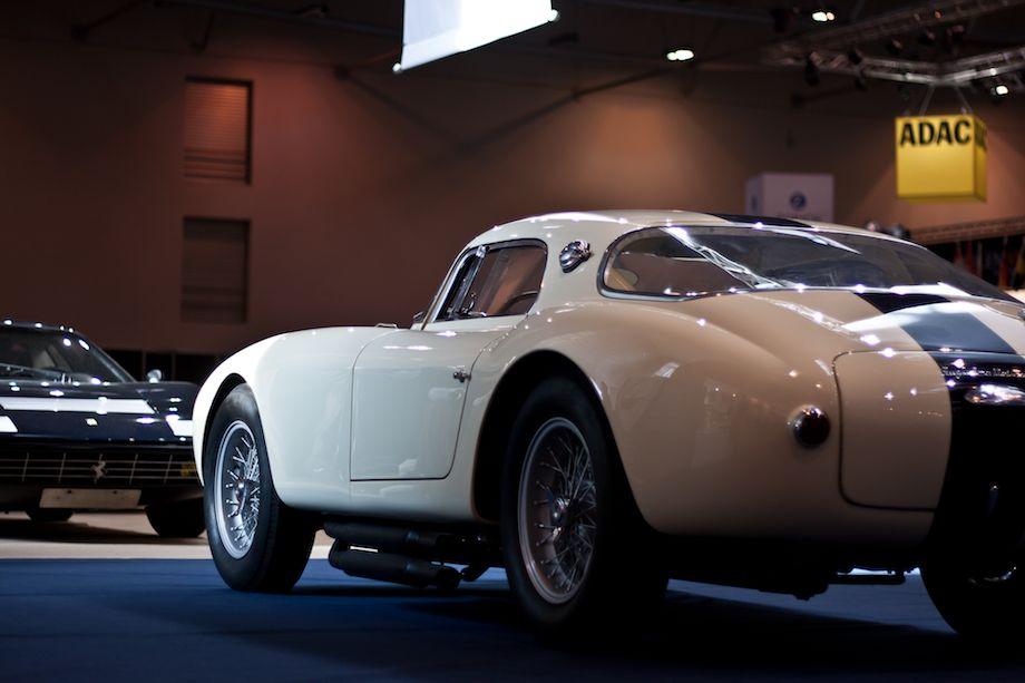 1953 Maserati A6GCS/53 Pinin Farina Coupe