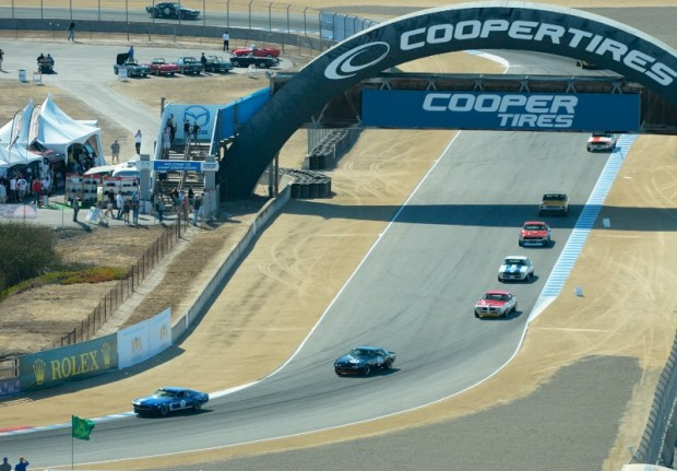 A different viewpoint of the Trans-Am Class