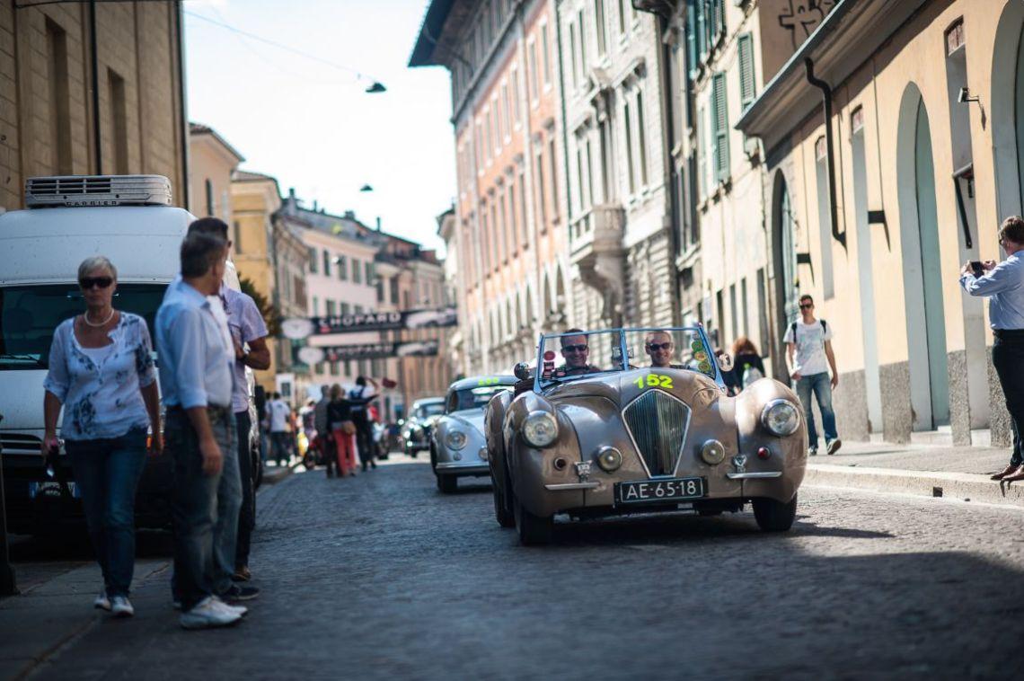 1947 Alfa Romeo 6C 2500 SS Cabriolet Pinin Farina