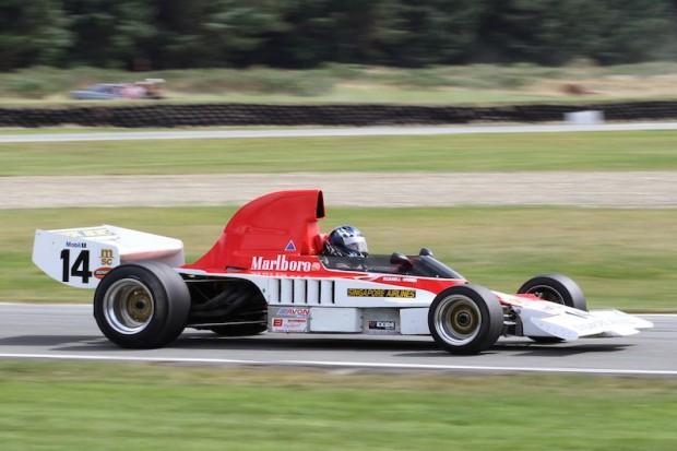 Russell Greer - Lola T332