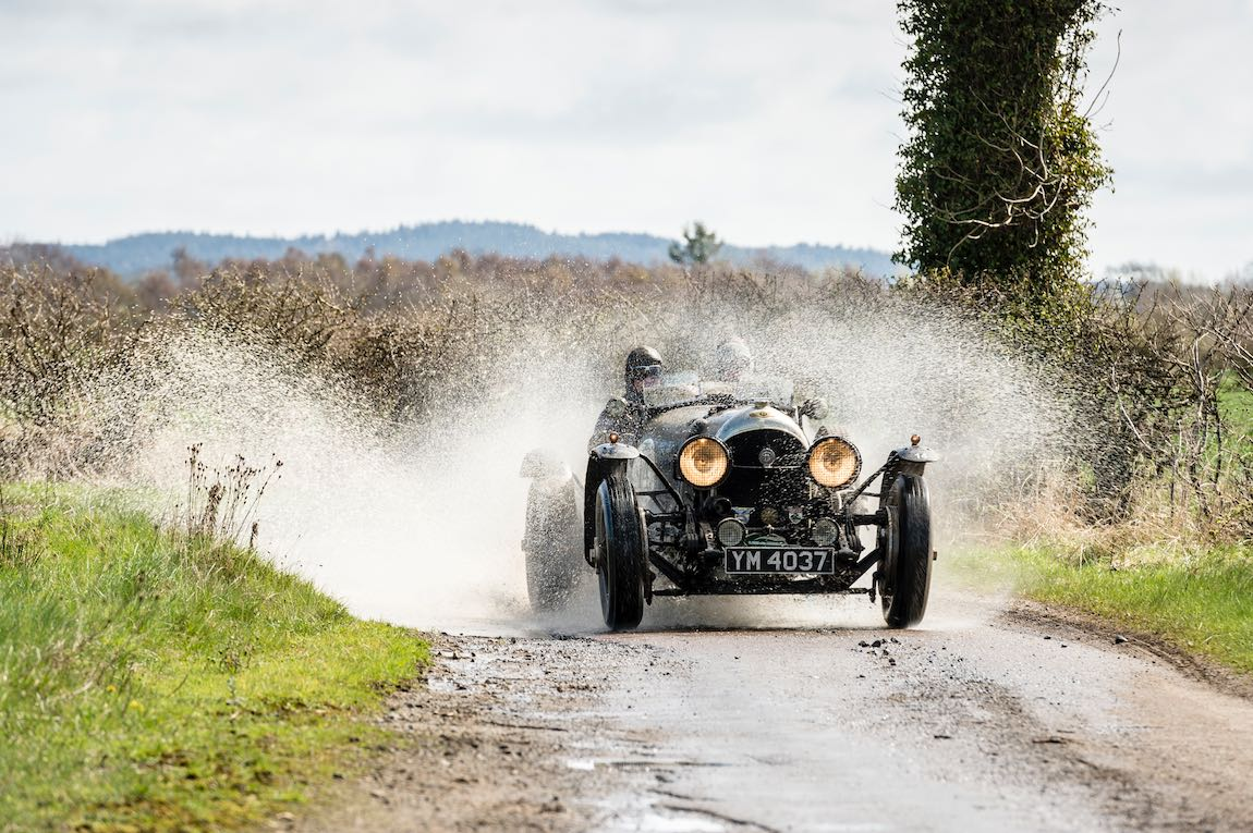Flying Scotsman Rally 2016 - Photo Gallery, Results, Report