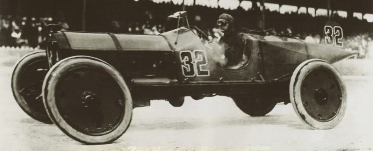 Marmom Wasp at 1911 Indy 500