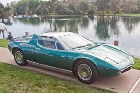 <strong>Maserati to 1987 - Maserati Bora, Wilson Werhan, Walnut Grove, CA</strong>