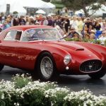 Maserati Featured at 2014 Pebble Beach Concours