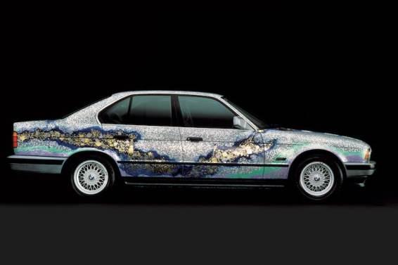 Matzo Kayama 1990 BMW 535i