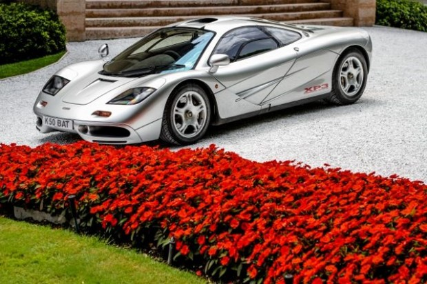 McLaren F1, chassis XP3