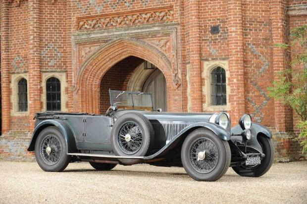 1928 Mercedes-Benz 26/120/180 'S' Type Sports Tourer