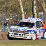 Live Rally Stage Featured at Race Retro 2011